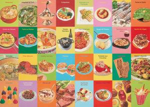 TRANSIT Autumn2014 付録 ベルギー美食カード_1
