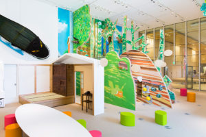 三重県立博物館 子供展示室