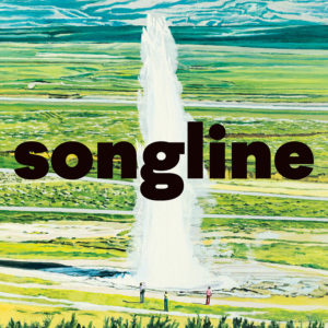 くるり「songline」/アルバムジャケット